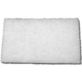 Basic White Scrub Pad