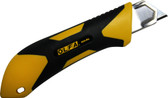 Olfa XH-AL Fiberglass Rubber Grip Auto-Lock Utility Knife