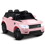 Range Rover Inspired Kids Ride on Car - Pink