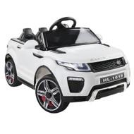 Range Rover Inspired Kids Ride on Car SUV - White