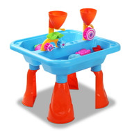 Kids Sand and Square Water Table Play Set