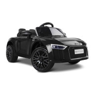 Audi R8 Inspired Kids Ride On Car - Black