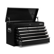 9 Drawer Mechanic Tool Box - Black