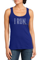 Final Stretch Women's Cotton Tank ($15.00, reg. $20.00)