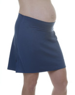 "Maternity - 17"" Joy Running Skort"