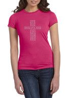 SA Youth Cross Cotton Tee