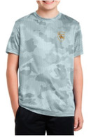 STM Youth Camohex Shirt - White