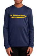 STM Youth Long Sleeve Tech Tee