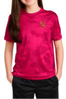 STM Youth Camohex Shirt - Pink