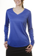 Women's Tech Tee - Long Sleeve