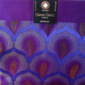 Grand Swiss Headtie 968 - Purple Gold