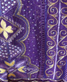 A VIP Premium Wrapper Lace George 927- Purple