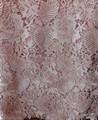 Swiss Voile Guipure Lace Blouses - Pink