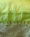 Taffeta George - MEG2616 - Lemon Green