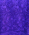 Guipure Lace GH2078 - Purple