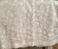 Swiss Voile Lace - White
