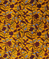 Vlisco Wax Block: Leaftrail Yellow