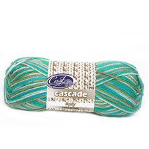 Cast On Cascade 8ply Meadow - 10 pack