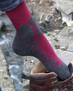 The short Riding Sock