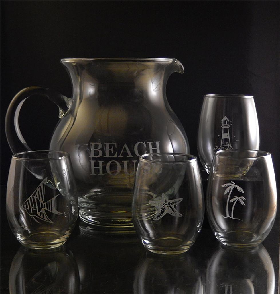 Beach House Drink Set (5-Pieces)