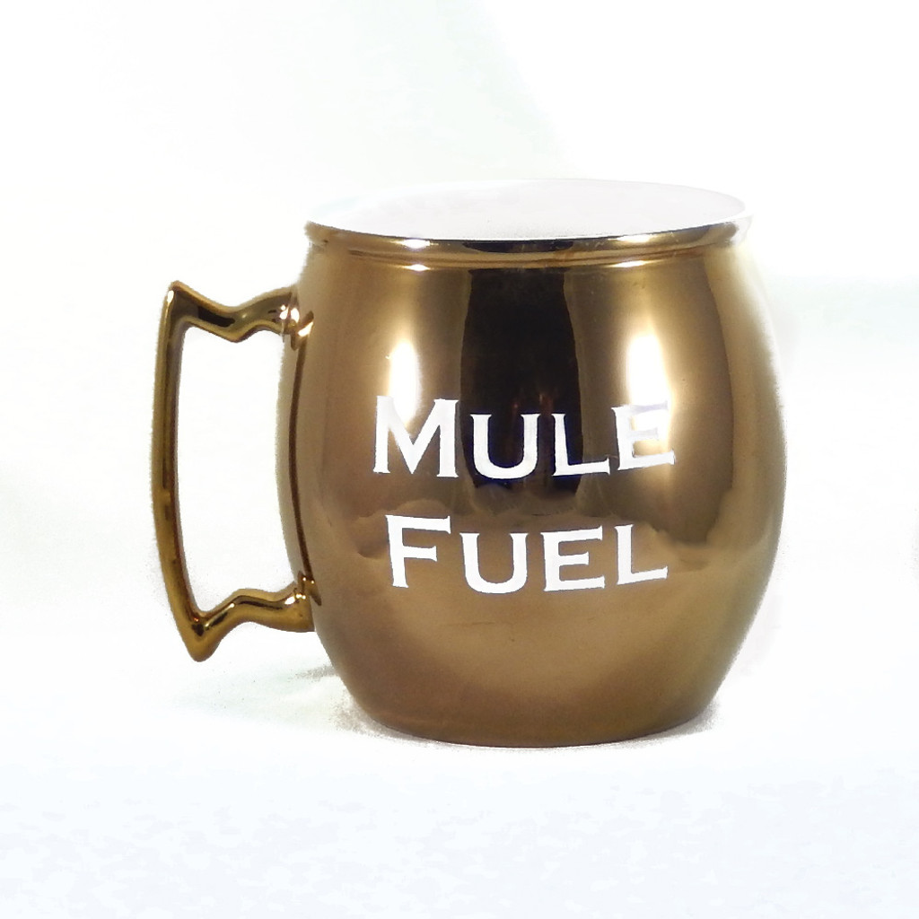 Personalized coffee mugs raleigh nc - Personalized Ceramic Copper Moscow Mule Coffee Mug