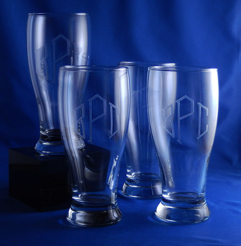Personalized Ultimate Beer Glasses