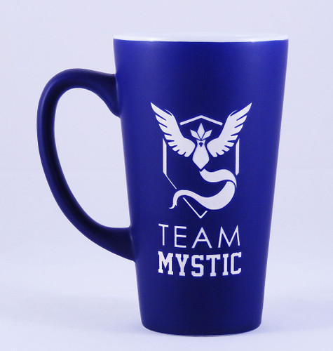 Personalized Pokemon Team Mystic Mug
