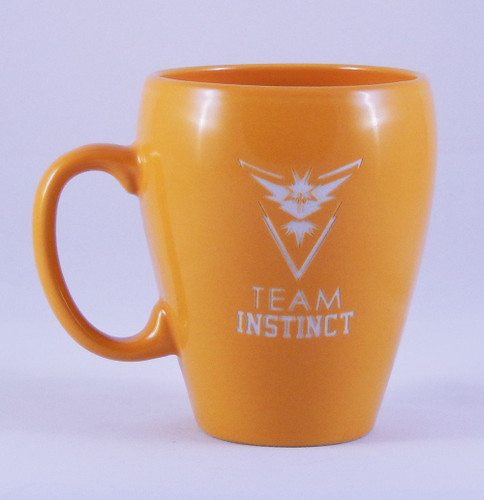 Personalized Pokemon Team Instinct Mug