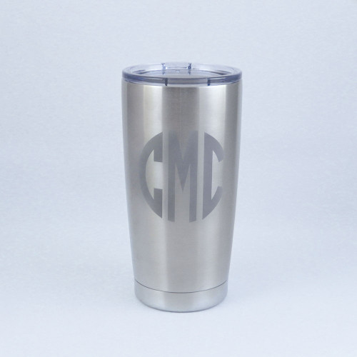 Personalized Stainless Steel Insulated MANTA Tumbler Mug