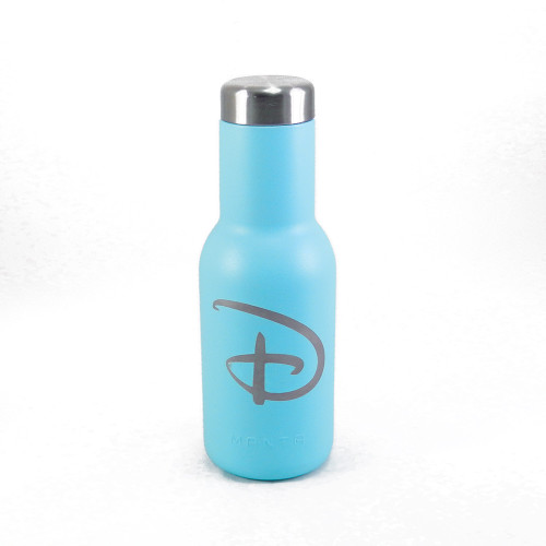Personalized Seafoam MANTA Insulated Water Bottle