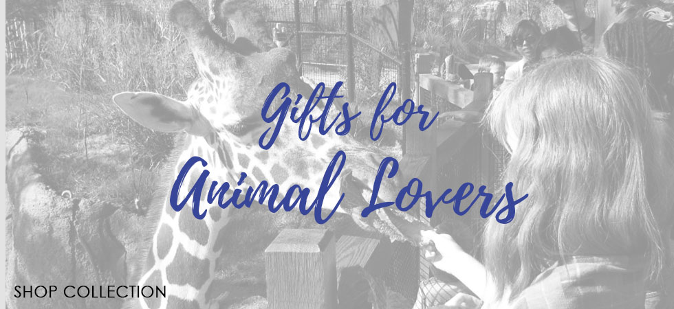Shop our collection of gifts for animal lovers!