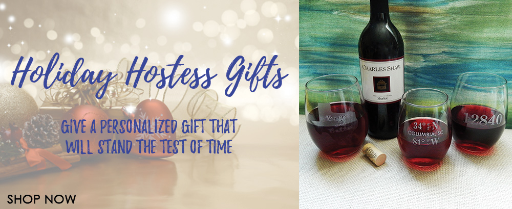 Heading to a holiday party? Shop gifts for the hostess!