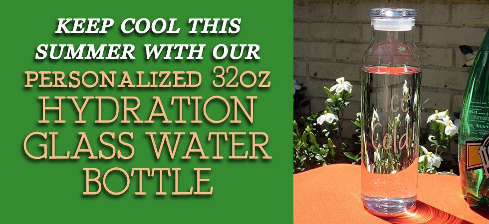 Hydration Water Bottle