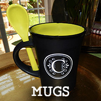 Shop for fabulous personalized glass and ceramic mugs from The Crystal Shoppe