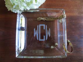 Personalized Mini Hancock Platter