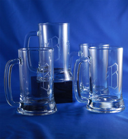 Personalized Roadhouse Beer Mugs