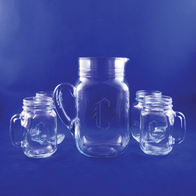 Personalized Moonshine Drink Set