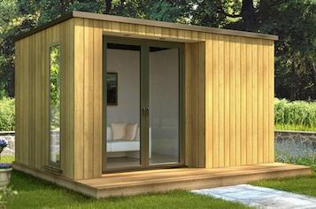 Garden room prices for Rubicon garden rooms