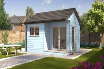 Garden office prices rubicon garden rooms for Rubicon garden rooms