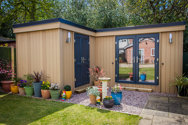 Garden Office & Man Cave, Helsby, Nr Chester, Cheshire