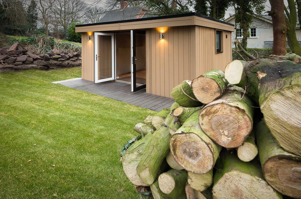 Garden rooms for Rubicon garden rooms