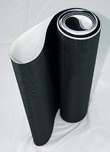 Precor C956 (120VAC), Version 1,2, Serial Code AA TREADMILL BELT  DON'T FORGET TO ORDER YOUR ULTRA WAX TO PROPERLY MAINTAIN YOU TREADMILL BELTS THROUGH THE ENTIRE YEAR.