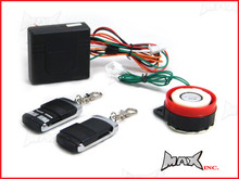 Universal 12v Non-Intrusive Motorcycle Compact DIY Alarm System