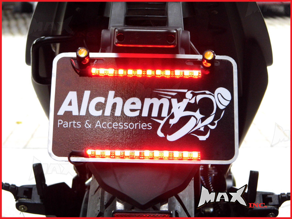 Super bright stick on auxiliary led brake light rear fog light super bright stick on auxiliary led brake light rear fog light strips max inc aloadofball Image collections