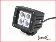 MAX Super Bright 20w CREE LED Cube Flood Light