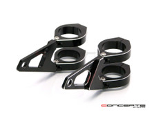 MAX Blade High Quality CNC Machined Headlight Brackets - 44/45mm Diameter