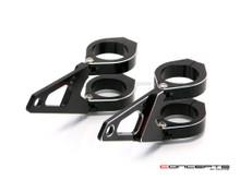 MAX Blade High Quality CNC Machined Headlight Brackets - 56/57mm Diameter