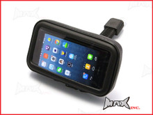 IPHONE 6 / PLUS Motorcycle Handlebar + Mirror Mount Waterproof Holder