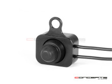 Universal Black CNC Machined Alum Auxiliary Light On/Off Switch