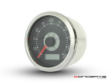 85mm Smiths Replica GPS Speedometer - KPH